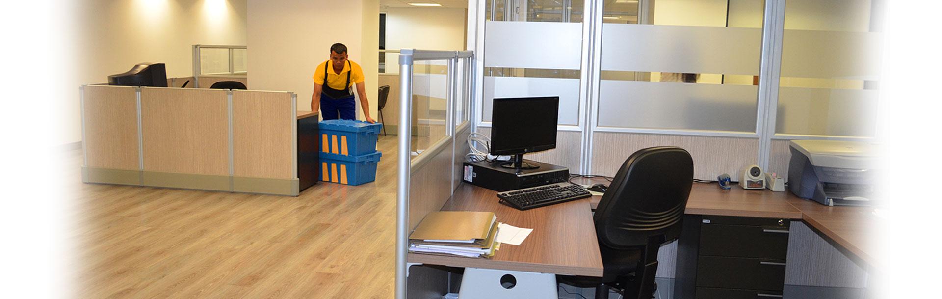 Mudanzas de oficinas empresariales y corporativas for Mudanzas de oficinas